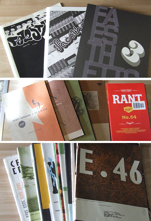 Thinkcage » Blog Archive » Design Magazine Back Issues